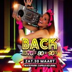 Disco-Train Capelle (30 MAART)